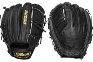 Wilson A2000 Pitchers Gloves: A closer look